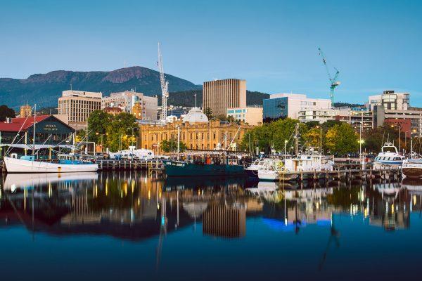 Hobart-Wharf